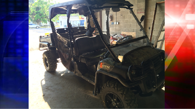 Child Dies in ATV Crash, Name Released