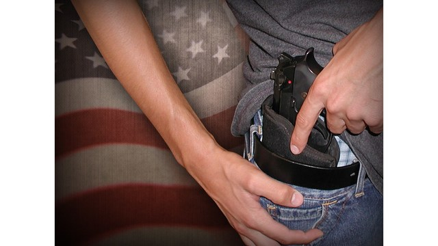 New Indiana Law Allows Statehouse Staffers to Carry Guns
