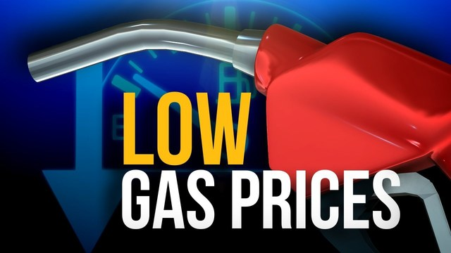 Low Gas Prices Expected for July 4 Travel