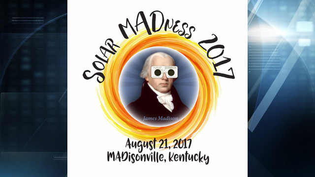 Madisonville Launches Solar Eclipse Website