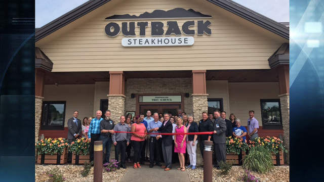 Outback in Evansville Reopens Following Remodel