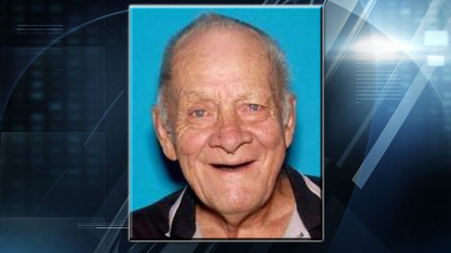 KSP Searches for Elderly Man