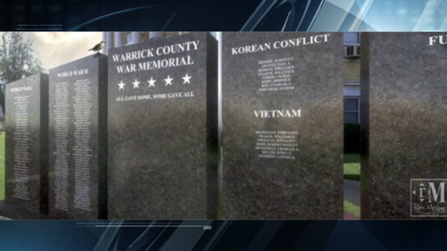 War Memorial Coming to Boonville Square