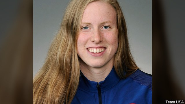 Lilly King Breaks Her Own Record