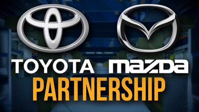 Toyota, Mazda to Build New Plant Together