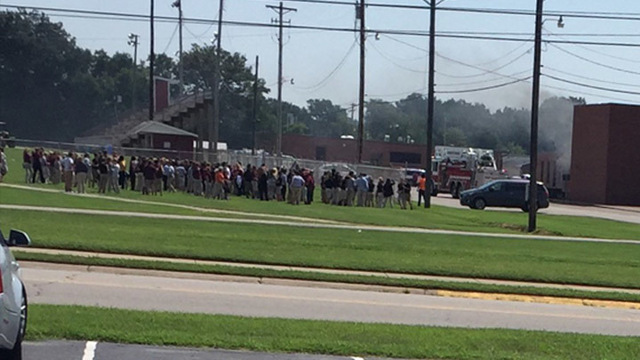 Power Goes Out at North Middle School in Henderson Co.