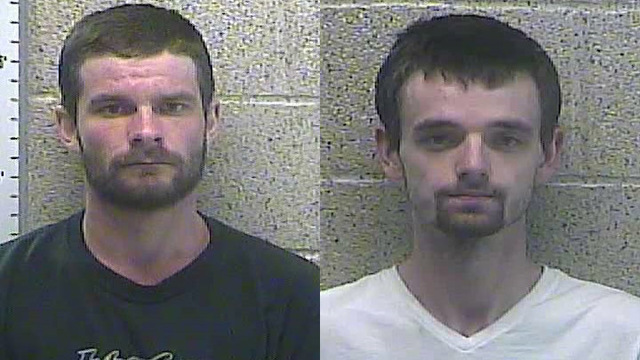 Two Arrested After Man Found in a Roadway Duct Taped in Blankets