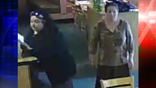 VCSO Trying to Identify Suspects
