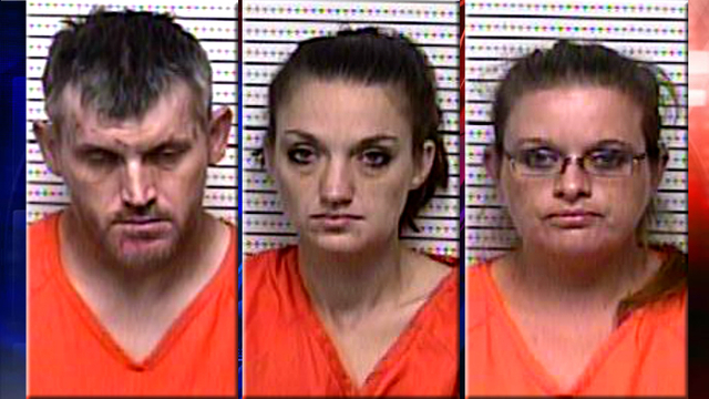 MCSO: Three Arrested in Muhlenberg Co. after Attempting to Evade Deputies