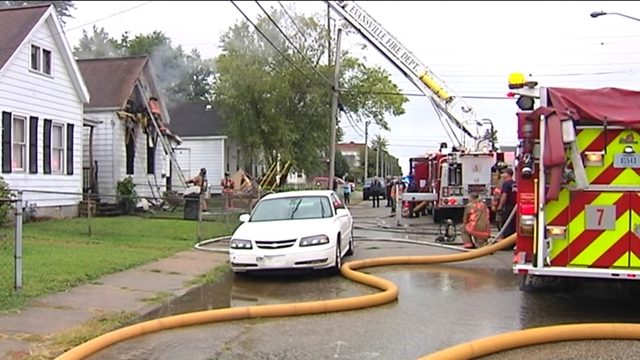 House Considered 'Total Loss' Following Fire