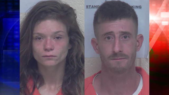 Webster Co. Couple Charged after Truck Crashes into Train