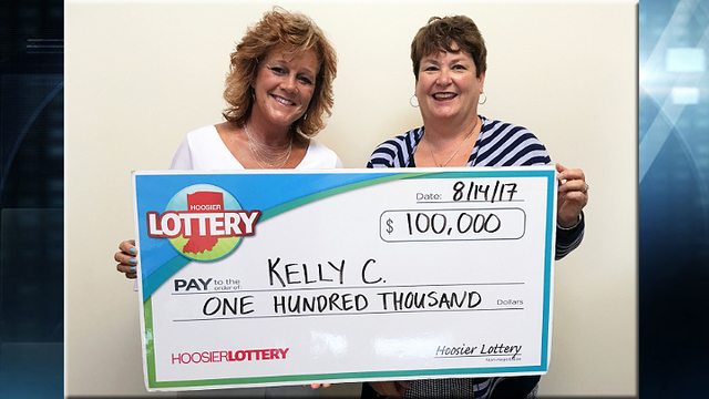 Indiana Woman Wins $100,000 on Scratch-Off