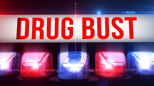 Drug Bust Puts 37 Suspects Behind Bars