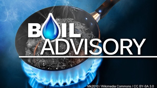 Princeton issues boil advisory