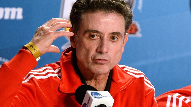 Rick Pitino Releases Statement Following Suspension