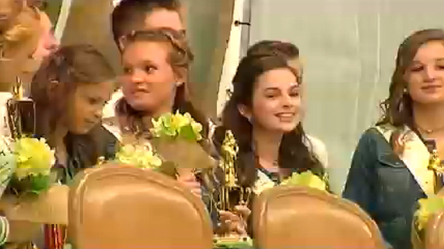 Fall Festival Holds Annual Queen Contest