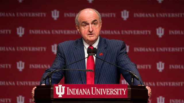 IU President to present State of the University address Tuesday