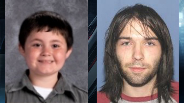 Ohio boy missing from crime scene believed to be in danger