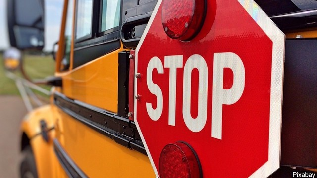Two Webster County teenagers accused of stealing school bus
