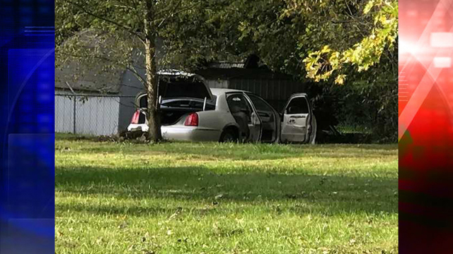 Two in custody following high speed chase