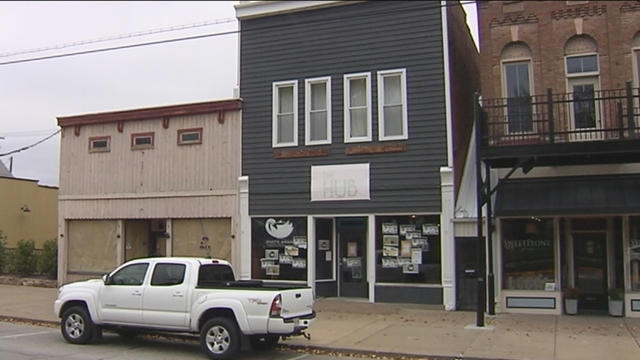 Evansville church hoping to open coffee shop on Franklin St.