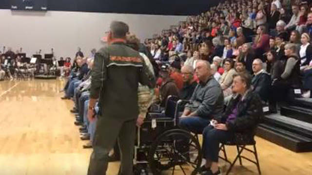 Perry Heights holds Veterans Day celebration