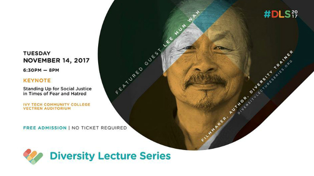 Documentary filmmaker invited to speak during 2017 Diversity Lecture Series