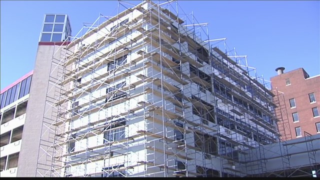 Mediterranean Hotel expected to be finished later this year
