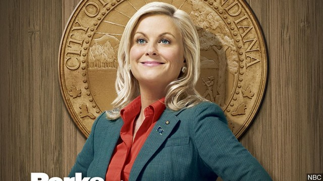 Evansville Vanderburgh Public Library in the running for the Leslie Knope Award