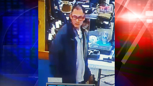 Princeton Police looking for person of interest in theft case