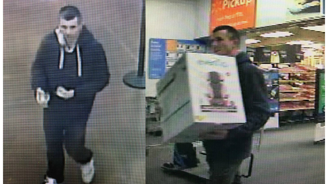 OPD searching for person who stole items worth thousands