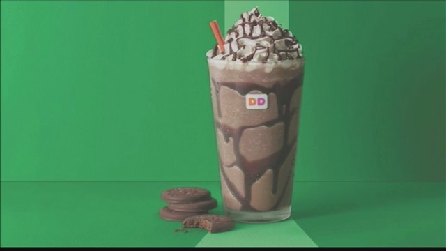 Dunkin' Donuts unveils Girl Scout Cookie flavors