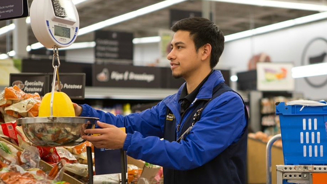 Walmart beefs up grocery delivery as battle with Amazon intensifies