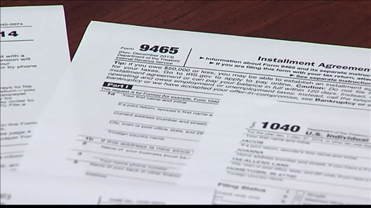 IRS Tax Scheme Tops List of Scams