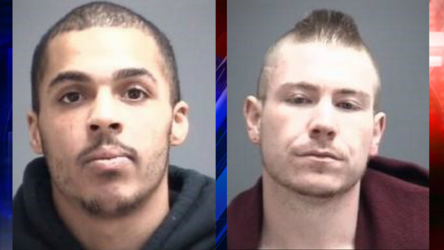 Police Arrest Two Gibson County Men