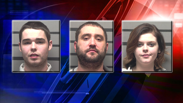 Three Arrested in Hopkins Co  Drug Bust