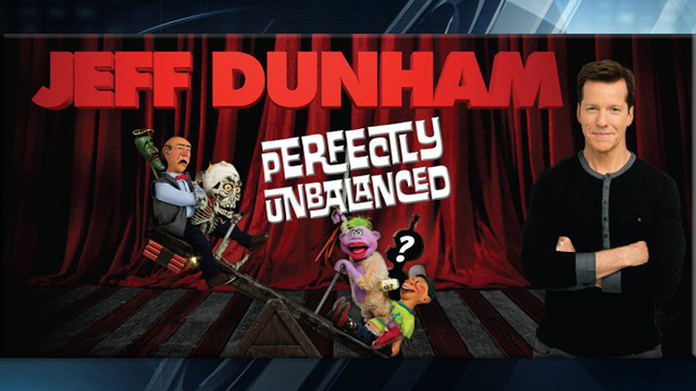Jeff Dunham Coming to Evansville