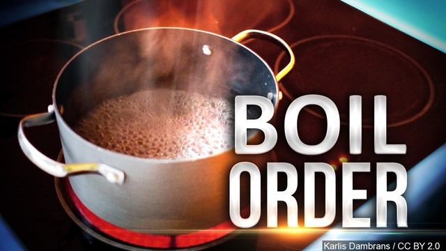 Boil order lifted in Tennyson