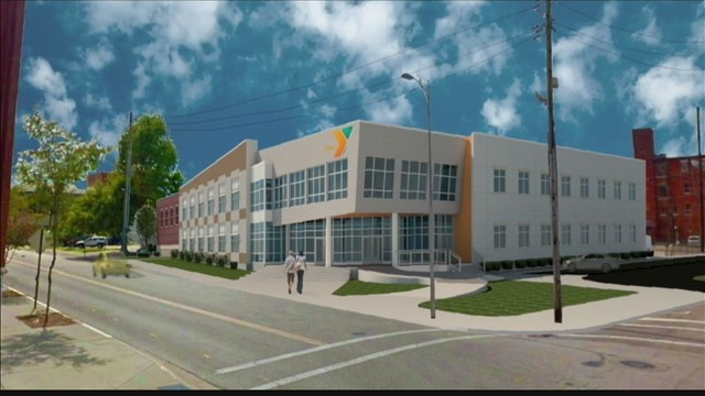 Downtown YMCA to break ground on new building