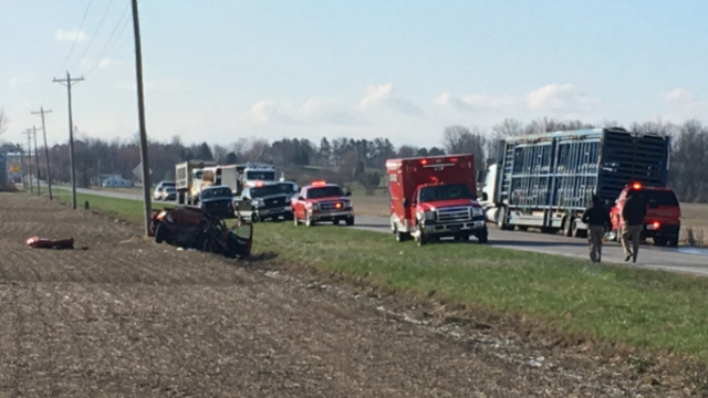 One person killed in crash, Highway 431 reopen south of Owensboro