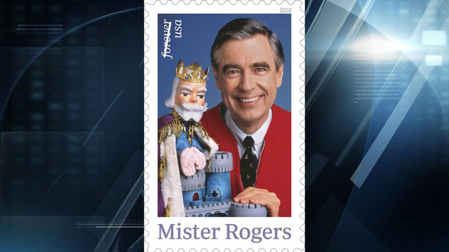US Postal Service to immortalize Mister Rogers Forever Stamp