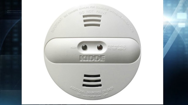 Fire Officials Warn Of Smoke Alarm Recall