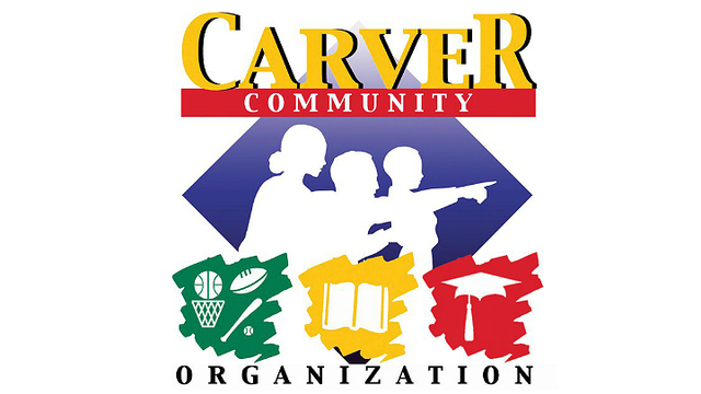 The Carver Community Organization holds Infant & Toddler Playground ribbon cutting today