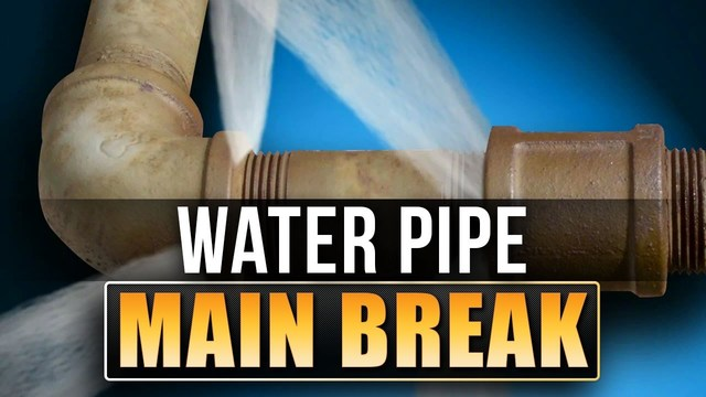 Crews dispatched to Lynch Road water main break