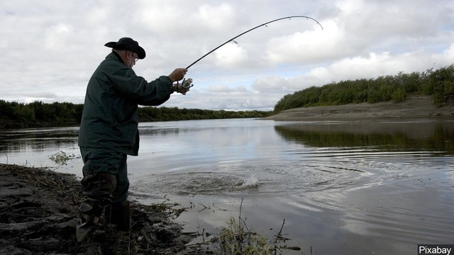 Saturday is Indiana's first 'Free Fishing Day'