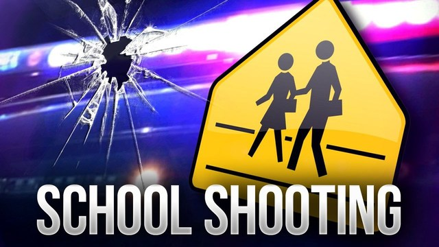 Two in critical condition after shooting at school near Indianapolis