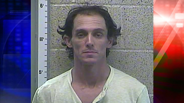 Man accused of robbery at motel