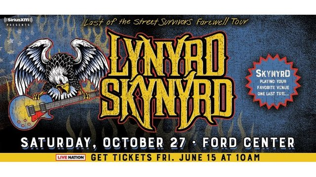 Lynyrd Skynyrd farewell tour coming to Evansville