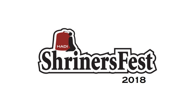 ShrinersFest releases 2018 schedule