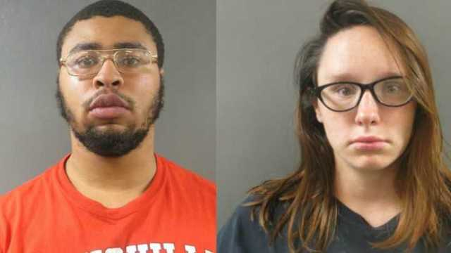1-year-old taken to hospital, 2 arrested in Mt. Vernon